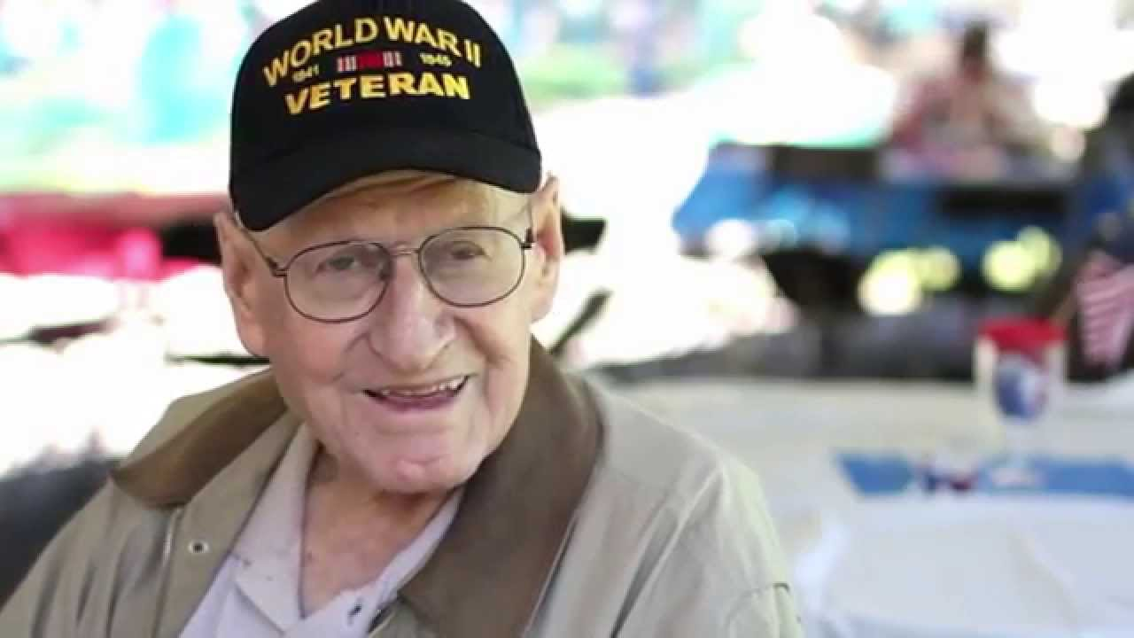 ww2 veteran interview battle of the bulge youtube