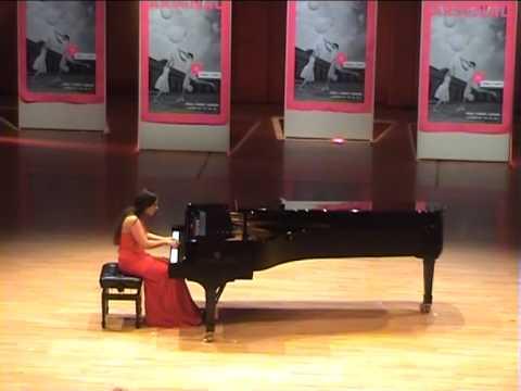 Bach suite anglaise n°3 prélude Varduhi Yeritsyan
