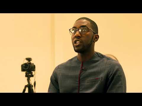Emission - Leitmotiv' Bande Annonce- Invité Mr Lamine Sy DG Afrimarket Sénégal