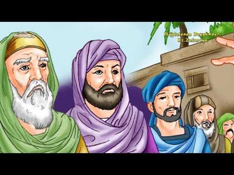 Müjdelenen Peygamber : Hz. Zekeriya | Peygamberlerin Hayatı