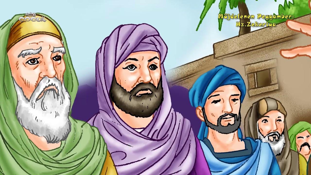 Hz. Zekeriya Peygamber | Peygamberlerin Hayatı
