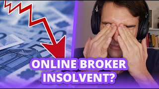 Was, wenn Online Broker insolvent gehen? | Finanzfluss Twitch Highlights