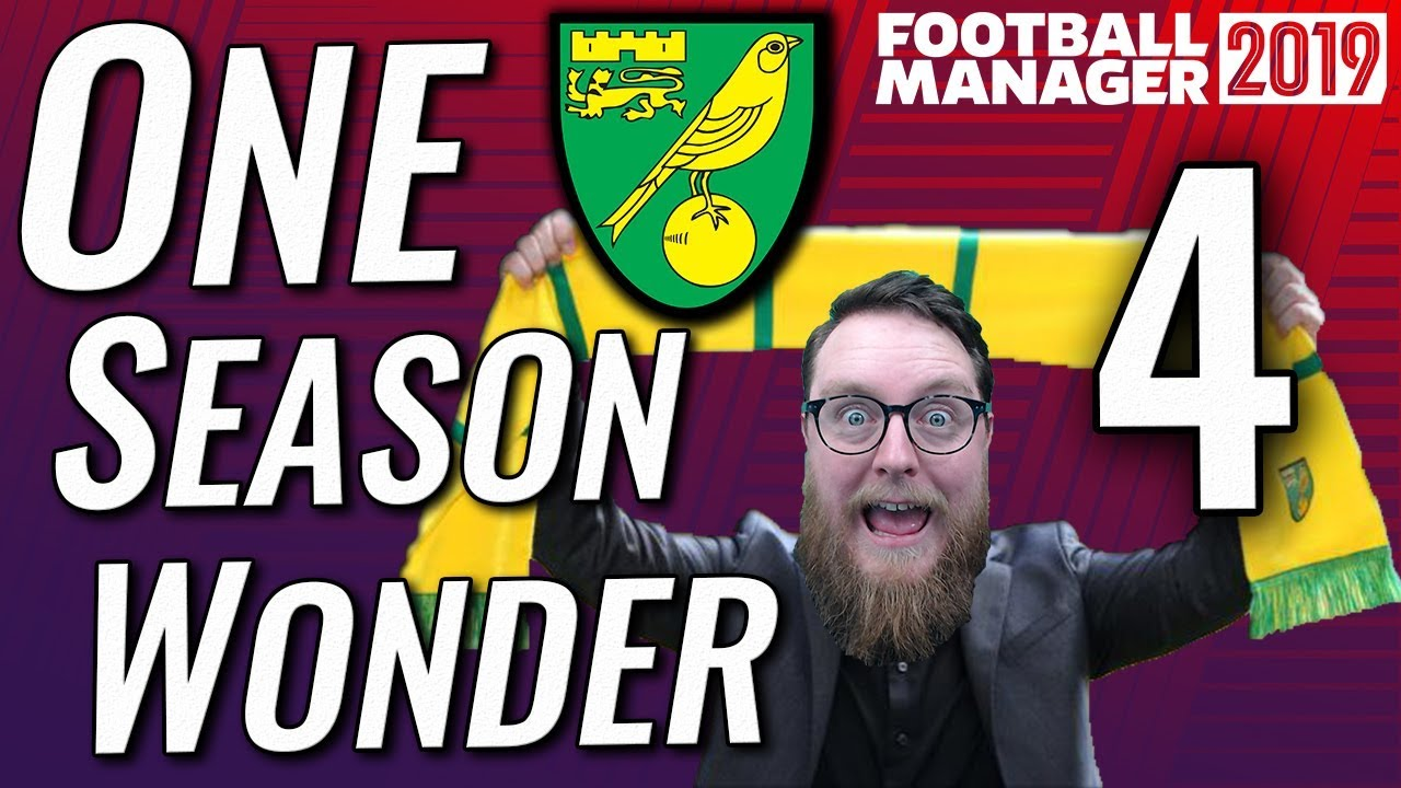 FM19 Norwich Ep 4 || MUST WINS! | CRYSTAL PALACE & WEST HAM || Football  Manager 2019 Let's Play