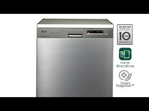 LG dishwasher error code ne, oe, le, e1, ie, le, ae, te
