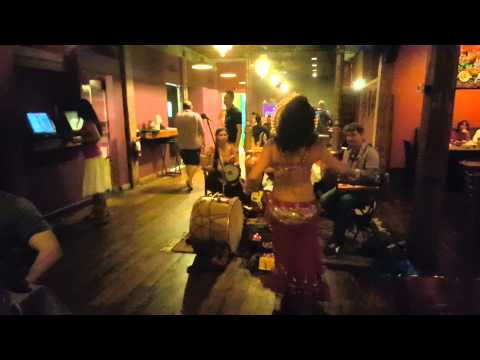 Beautiful Belly Dancer the Exotic Samara Kelly Hawes 2