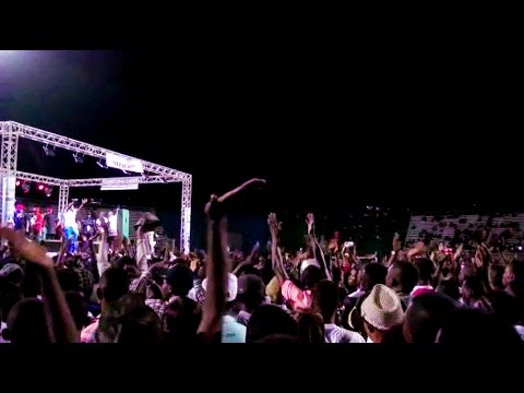 Dallas Bantan thrills thousands of Fans at concert | HL360TV