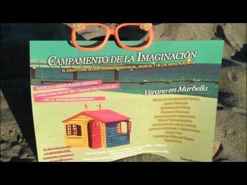 laconjunciónY: Entrevista de Marbella Radio: Campamento de la Imaginación