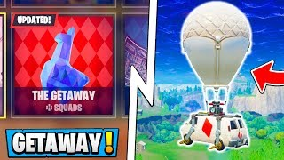 *NEW* Fortnite Getaway LTM Gameplay! | High Stakes Event Mode!
