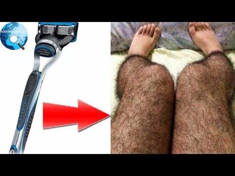 Có phải cứ cạo lông chân xong chúng sẽ mọc dày và đen hơn?