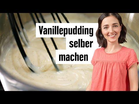 Vanillepudding selber machen   Pudding Rezept ohne Tüte   EDEKA