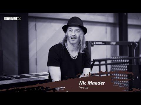 GOTTHARD - Nic About 'Bye Bye Caroline' (OFFICIAL TRAILER #1)
