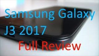 Samsung J3 2017 Review