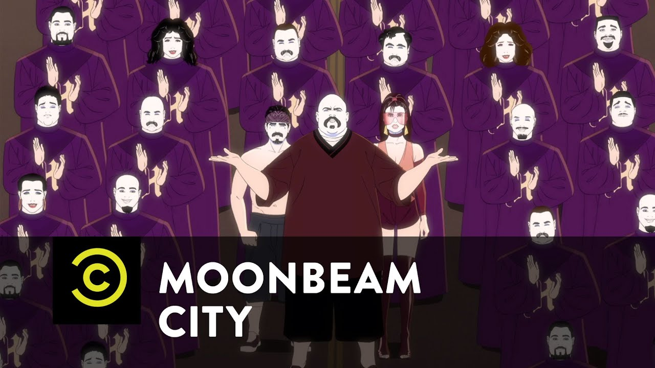 Download Moonbeam City - Leavin' the H Once Again