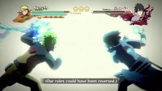 Rasengan Vs Chidori - Naruto Shippuden Ultimate Ninja Storm 3
