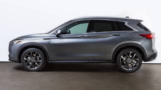 2019 INFINITI QX50 - Intelligent Cruise Control (ICC) (with ProPILOT Assist)(if so equipped)