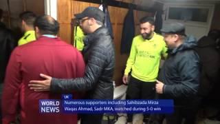 Ahmadi Muslim Youth Football Club wins local cup