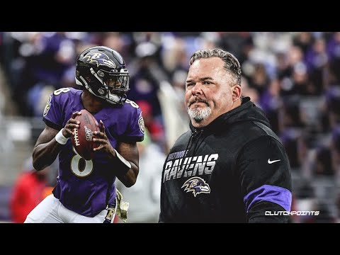 Baltimore Ravens Must Fire Greg Roman As Offensive Coordinator To Save Lamar Jackson's Life