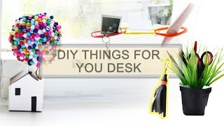 DIY amazing things for office| Office supplies
