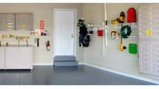 Home Repair & Power Tools : About Slatwall Shelves
