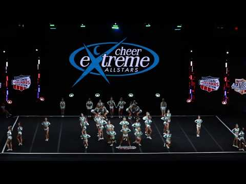 Cheer Extreme Senior Elite NCA 2019 Day 2