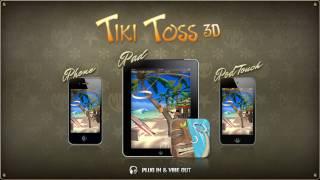 Tiki Toss 3d Trailer