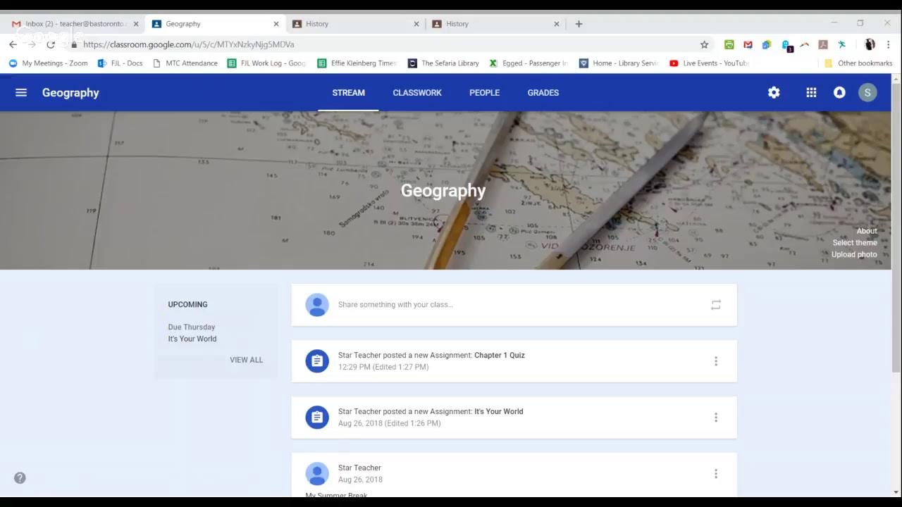 EdTech in 60: New Google Classroom Gradebook