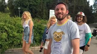 Ірина Федишин - зйомки кліпу «Галя»