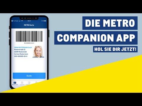 Metro Companion Apps Bei Google Play