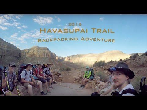 The Havasupai Trail - A 2016 Backpacking Adventure