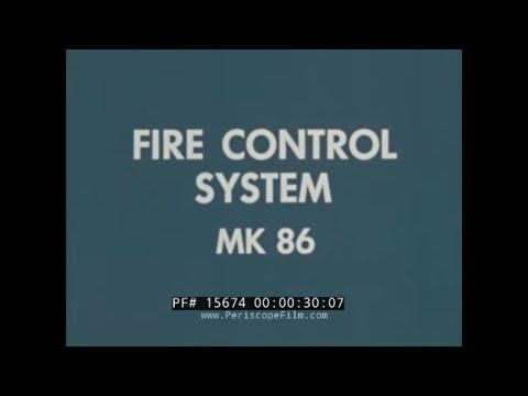 U.S. NAVY MARK 86 MOD 3 DIGITAL GUN FIRE CONTROL SYSTEM  1960s TRAINING FILM 15674