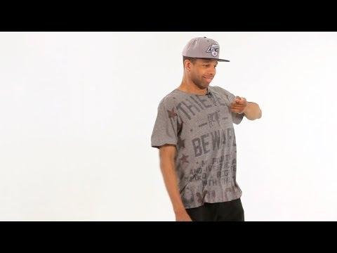 How to Do Krumping Chest Pops   Street Dance