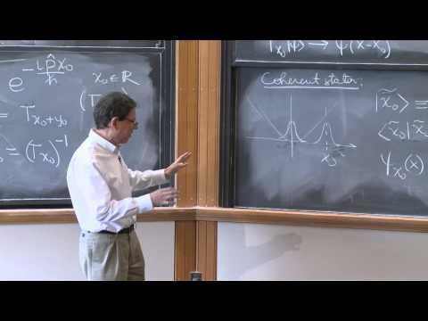 14.  Quantum Dynamics (continued)