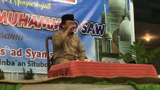 Video SUARA MERDU H Muammar ZA - Haflah Maulid Nabi Muhammad SAW download MP3, 3GP, MP4, WEBM, AVI, FLV Mei 2018