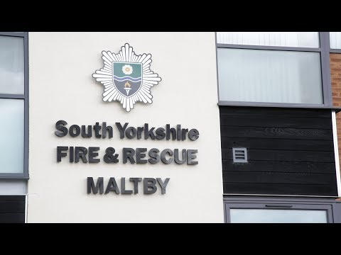 Maltby fire and police station goes live
