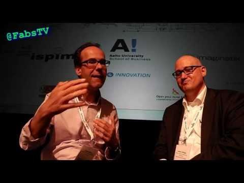 ISPIM 2013 -- Prof. Dr. Frank Piller RWTH Aachen about Mass Customization and Open Innovation