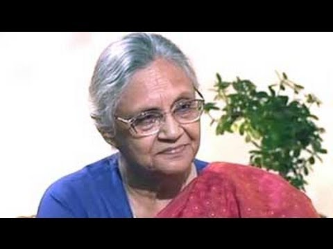 Arvind Kejriwal has caught the people's imagination: Sheila Dikshit to NDTV