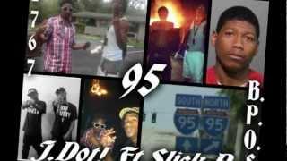 J.Dot! x Slick P - 95 (Unofficial Music Video)