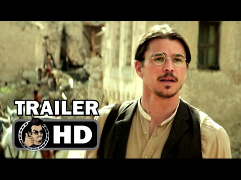 THE OTTOMAN LIEUTENANT   2017 Josh Hartnett, Hera Hilmar Drama Movie HD