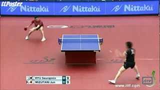 Japan Open 2012: Jun Mizutani-Ryu Seung Min