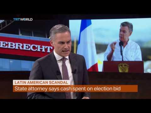 Money Talks: Colombia's presidential probe