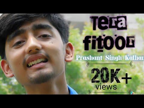 Tera Fitoor|Genius|Arijit singh|Cover|Prashant Singh kalhans(PSK)|Himesh Reshammiya