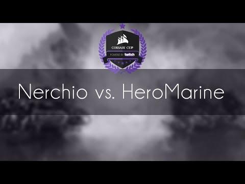 Nerchio vs. HeroMarine - ZvT - Corsair Cup Season 9 Week 1