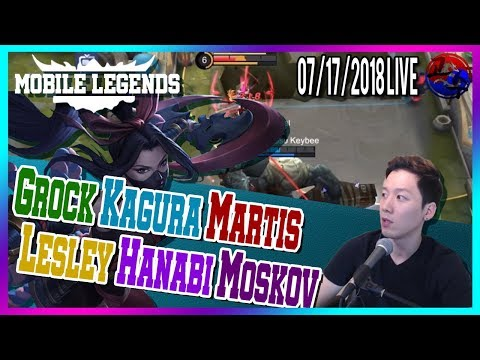 [ENG/한국어] To Be The Best Marksman Mobile Legends North America Marksman Player