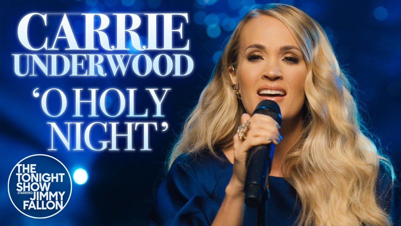 Carrie Underwood: O Holy Night
