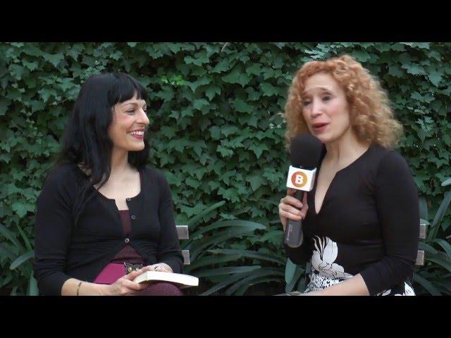 BARCELONAUTES |  Entrevista a Roser Amills sobre #labachillera