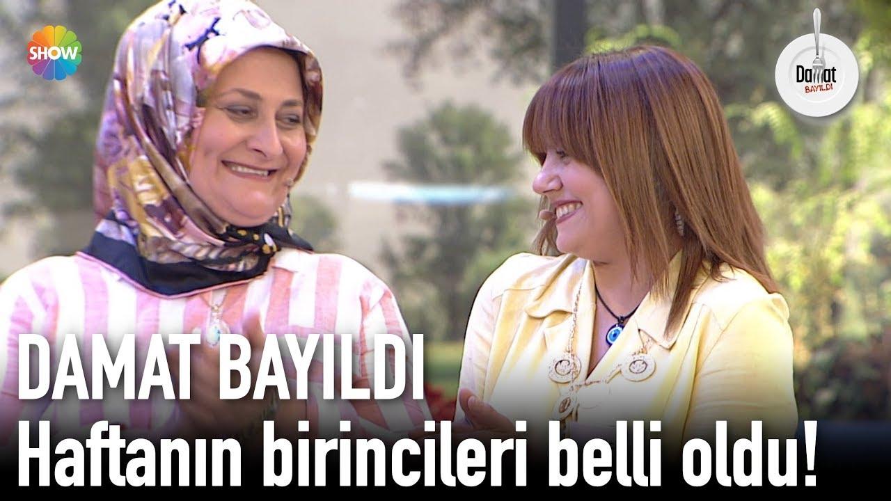 Haftanın birincisi Elif Hanım ve Emine Hanım oldu! | Damat Bayıldı 25. Bölüm