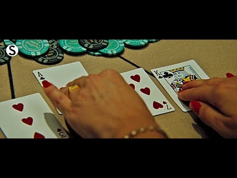 Casino Royale Poker Scene