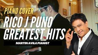 Rico J Puno Greatest Hits | Martin Avila Piano Cover