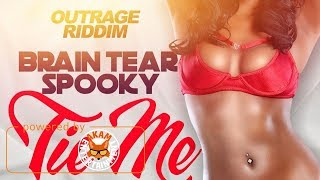 Braintear Spookie - Tie Me (Raw) [Out Rage Riddim] August 2017