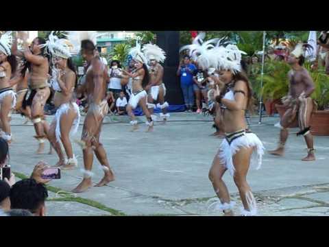 #RapaNui (#EasterIsland) at #FESTPAC2016 #Guam